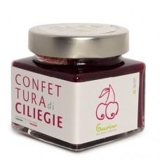 Confettura di ciliegie 230 g